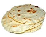 ¿Es malo comer muchas tortillas de harina?