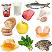 Alimentos que contienen hierro y calcio