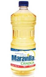Propiedades nutricionales del aceite de maravilla