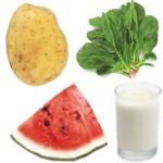 Fuente alimenticia de donde se obtiene el oxigeno
