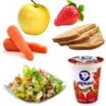 Como sustituir comida chatarra y comer sano