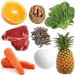 Buenos antioxidantes naturales para la vista