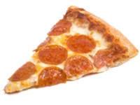 ¿Cuántas porciones de pizza se pueden comer?