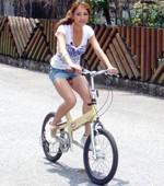 Bicicleta y belleza, andar en bici aporta belleza