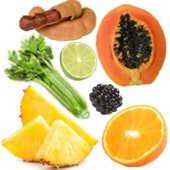 Ejemplos de jugos de frutas naturales que curan