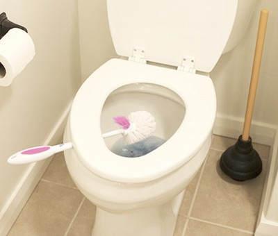 C mo y cada cuanto tiempo se debe limpiar el ba o como - Como limpiar bano ...