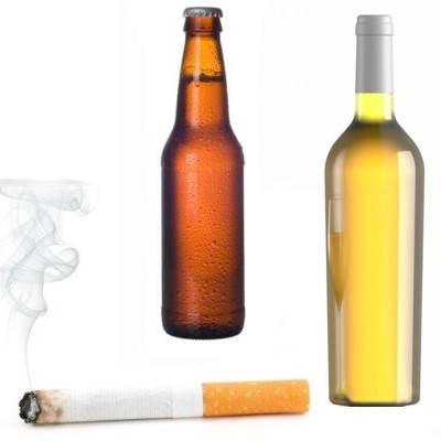 ¿Qué te hace más daño fumar o tomar? ¿Qué es más grave?