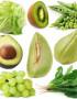 Comer cosas verdes ¿Para qué sirve comer varios alimentos verdes?
