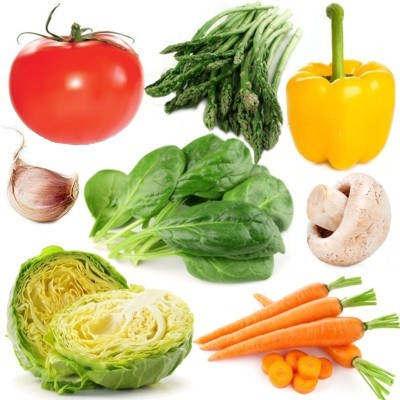¿Cómo deben comerse los vegetales: crudos o cocidos?