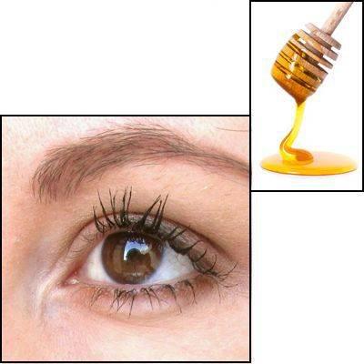 ¿Si como miel se me aclaran los ojos? ¿Con miel se aclaran los ojos?