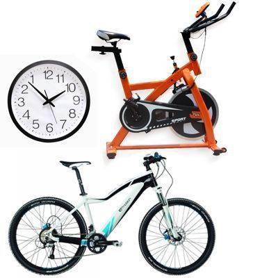 Beneficios de pedalear una hora sentado en bicicleta