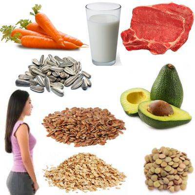 Alimentos que benefician el crecimiento de los senos