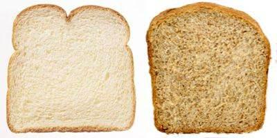 ¿Qué es mejor y qué diferencia hay entre el pan integral y el pan normal?