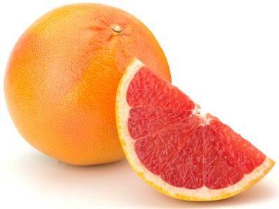 La toronja tiene antioxidantes
