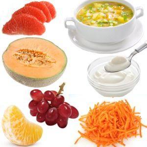 Dieta depurativa para limpiar y para desintoxicar el organismo
