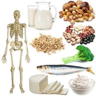 ¿Qué papel desempeña el calcio en la conservación de la salud?
