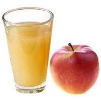 ¿Qué pasa si tomas jugo de manzana antes de dormir?