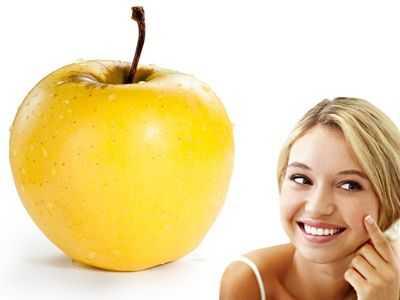 Beneficios de la manzana, de su jugo y su cáscara para curar el acné