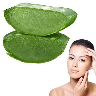 El aloe vera cura las cicatrices del acné