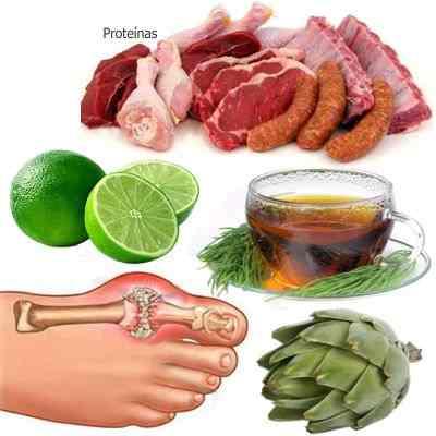 T s naturales para curarse de la gota por obesidad qu hacer para combatir la gota - Alimentos ricos en purinas acido urico ...