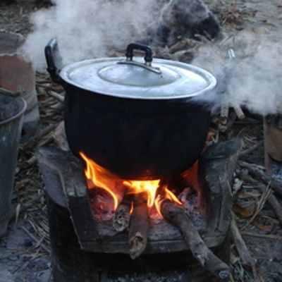 Beneficios de cocinar con le a es bueno cocinar con le a for Estufas de lena para cocinar