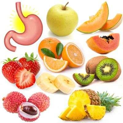Importancia comer frutas
