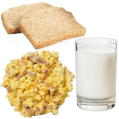No desayunar antes de ir a la escuela