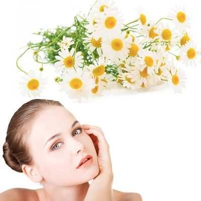 Beneficios de la manzanilla para la piel grasa