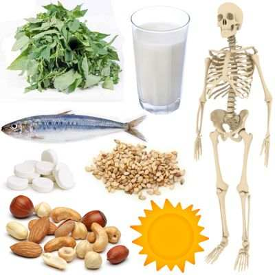 ¿Qué debemos hacer y comer para que los huesos sean resistentes y sanos?