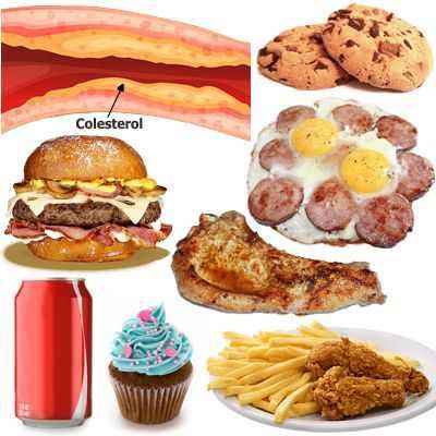 No quiero tener colesterol