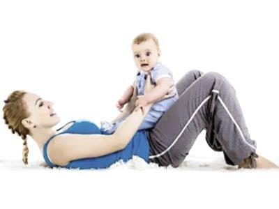 ¿Cómo cuidar el cuerpo después de dar a luz?