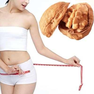 Beneficios y propiedades de la nuez para bajar de peso