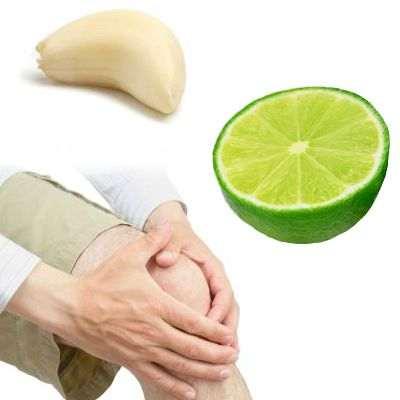 Remedios caseros con limón y ajo para el reumatismo