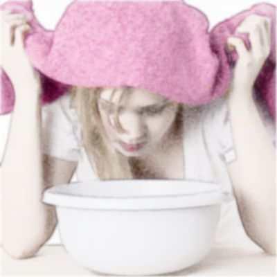 ¿Para qué sirve el vapor de agua con tomillo y lavanda?