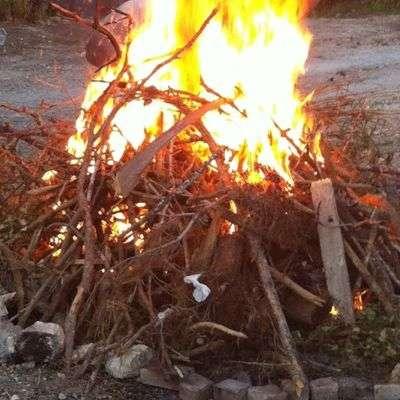 ¿Qué cuidados se deben tener con el fuego?