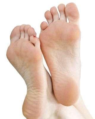 Mantener los pies sin mal olor