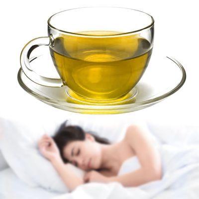 Es bueno tomar té antes de dormir