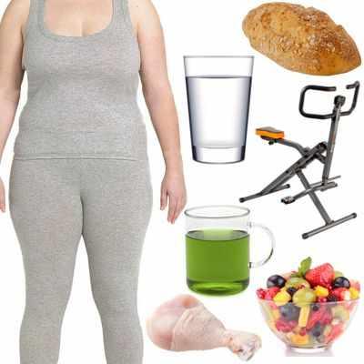 Como tener menos grasa en las caderas
