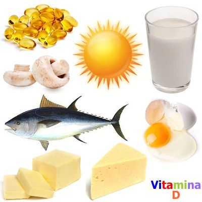 ¿Es malo estar bajo de vitamina D?