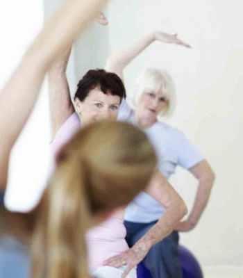Ayuda el ejercicio en la artritis
