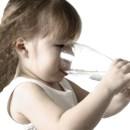 Importancia del consumo de agua en niños