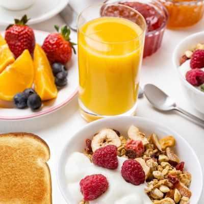 El desayuno es vital