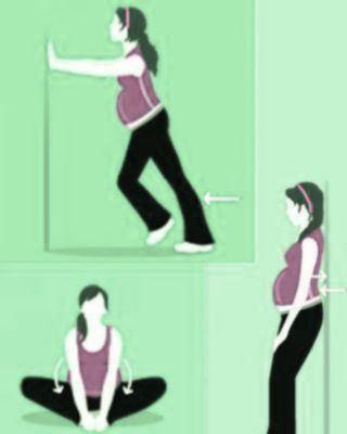 ¿Qué ayuda para tener un parto normal?