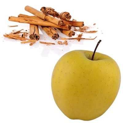 Té de manzana con canela