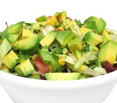 Es bueno comer ensalada de aguacate