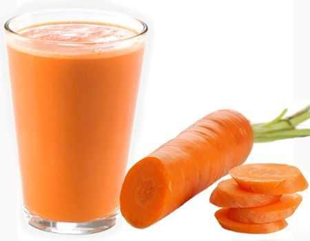 Sirve tomar jugo de zanahoria en ayunas