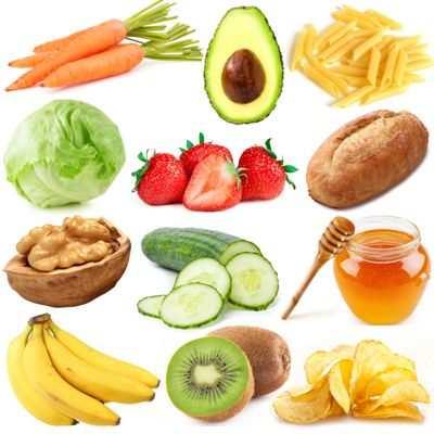 ¿Cuáles son los alimentos llamados carbohidratos?