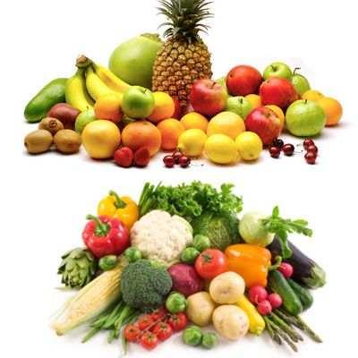 No me gustan las frutas ni las verduras ¿Qué hago?