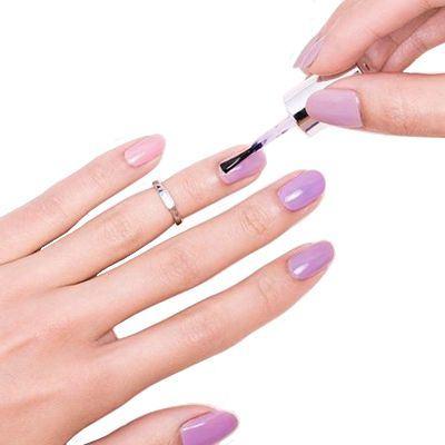 Consecuencias de pintarse las uñas
