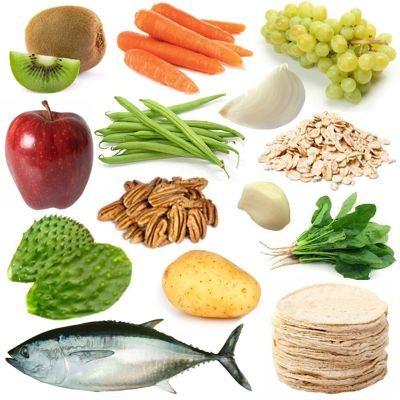 ¿Qué alimentos debemos comer más y cuáles menos?